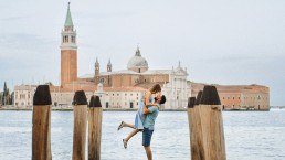 Engagement im Venice
