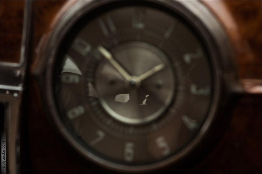 SVADBA-часы-машина