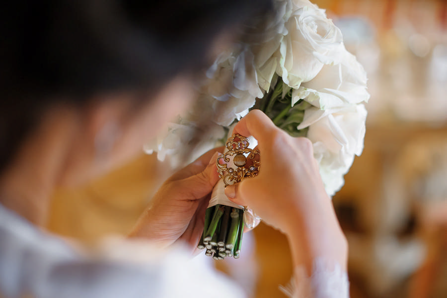 brides boquet